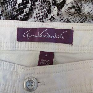 Gloria Vanderbilt Knee Length Shorts